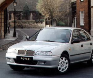 Rover 618 image #8
