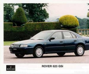 Rover 623 image #10