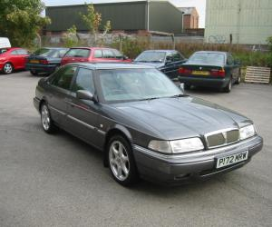 Rover 800 image #3