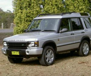 Rover Discovery photo 3