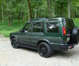Rover Discovery photo 5