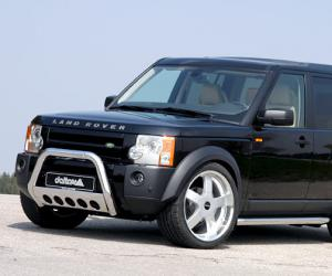 Rover Discovery photo 16