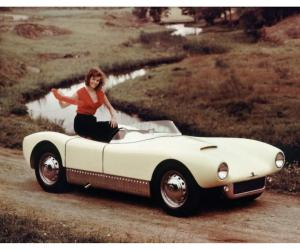 Saab Sonnet 1 Cabrio photo 2