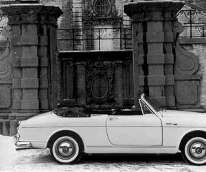 Saab Sonnet 1 Cabrio photo 14