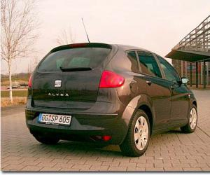 SEAT Altea 2.0 FSI photo 3