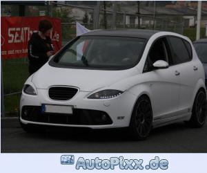 SEAT Altea 2.0 TDI photo 5