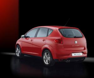 SEAT Altea 2.0 TDI photo 9