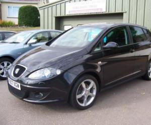 SEAT Altea 2.0 TDI photo 14