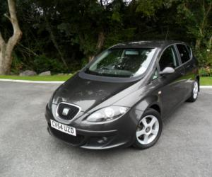 SEAT Altea 2.0 TDI photo 15