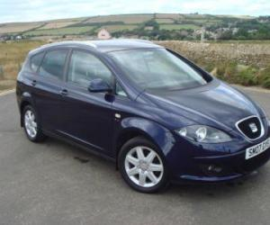 SEAT Altea 2.0 TDI photo 16