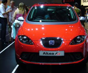 SEAT Altea FR photo 1