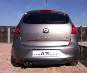 SEAT Altea FR photo 3