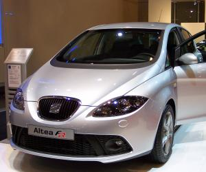 SEAT Altea FR photo 8