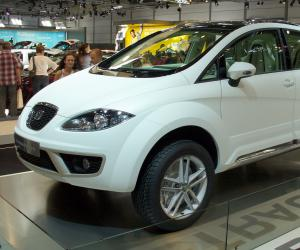 SEAT Altea Freetrack image #1