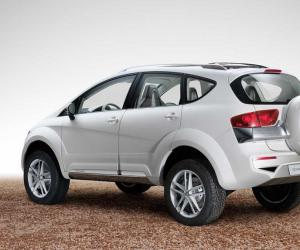 SEAT Altea Freetrack 2WD photo 2