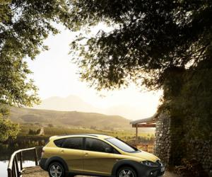 SEAT Altea Freetrack 2WD photo 4