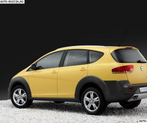 SEAT Altea Freetrack 2WD photo 5