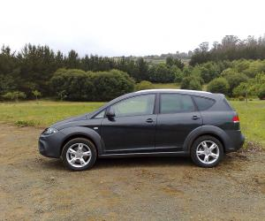 SEAT Altea Freetrack 2WD photo 11