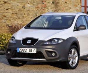 SEAT Altea Freetrack 2WD photo 12
