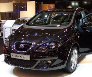 SEAT Altea XL image #4