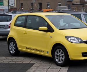 Skoda Citigo photo 1