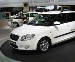 Skoda Fabia GreenLine photo 2