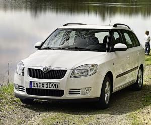 Skoda Fabia GreenLine photo 3