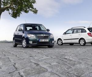Skoda Fabia GreenLine photo 4