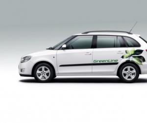 Skoda Fabia GreenLine photo 6