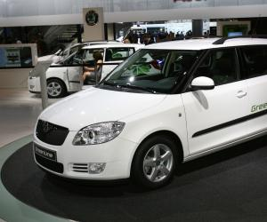Skoda Fabia GreenLine photo 8