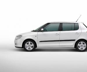 Skoda Fabia GreenLine photo 9