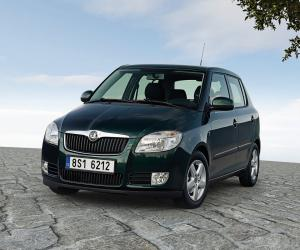 Skoda Fabia GreenLine photo 10