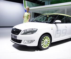 Skoda Fabia GreenLine photo 11