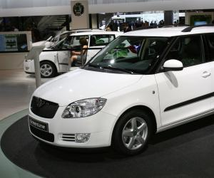 Skoda Fabia GreenLine photo 12