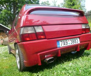 Skoda Favorit photo 9