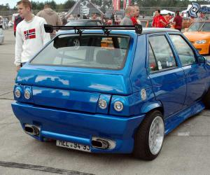 Skoda Favorit photo 16