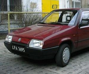 Skoda Favorit photo 17