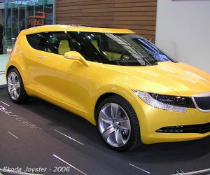 Skoda Joyster photo 14