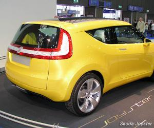 Skoda Joyster photo 15