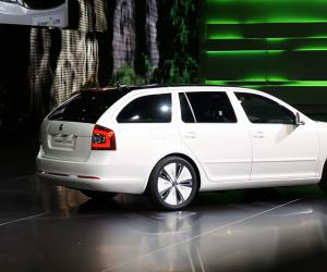 Skoda Octavia Green E Line photo 1
