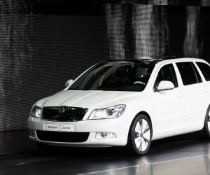 Skoda Octavia Green E Line photo 4
