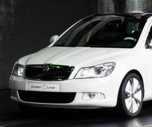 Skoda Octavia Green E Line photo 11