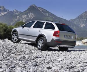 Skoda Octavia Scout photo 3