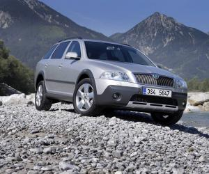 Skoda Octavia Scout photo 5