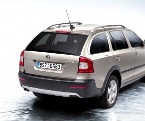 Skoda Octavia Scout photo 6