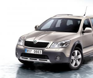 Skoda Octavia Scout photo 7