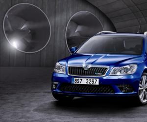 Skoda Octavia Scout photo 9
