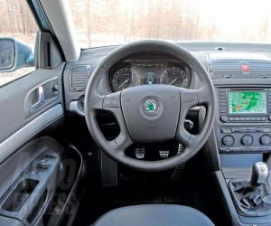 Skoda Octavia Scout photo 10