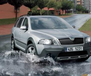 Skoda Octavia Scout photo 11
