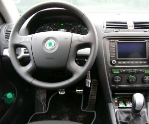 Skoda Octavia Scout photo 13